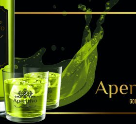 Aperitivo Gold - het aperitiefje voor de horeca